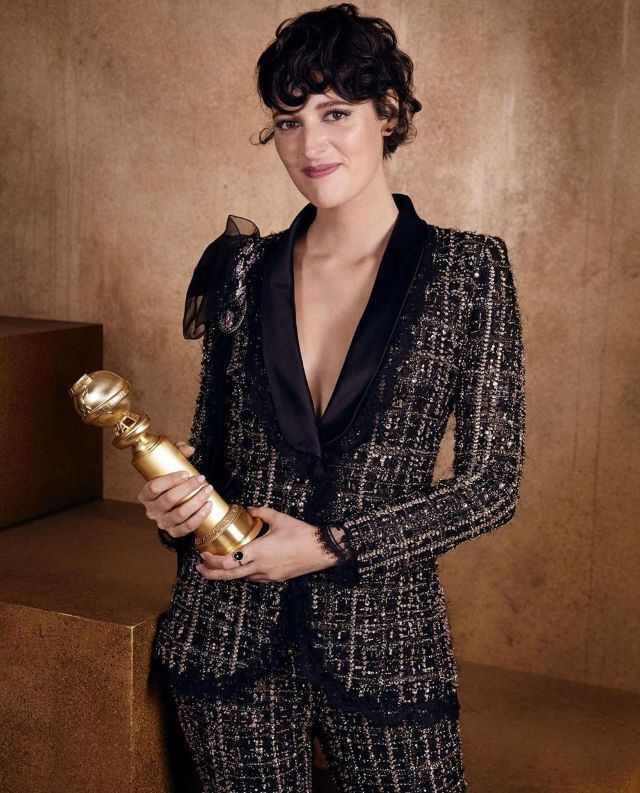 Globos de oro 2020 Phoebe Waller-Bridge
