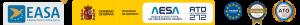 Sellos de EATO World Aviation