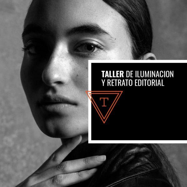 Taller de Iluminación y Retrato Editorial