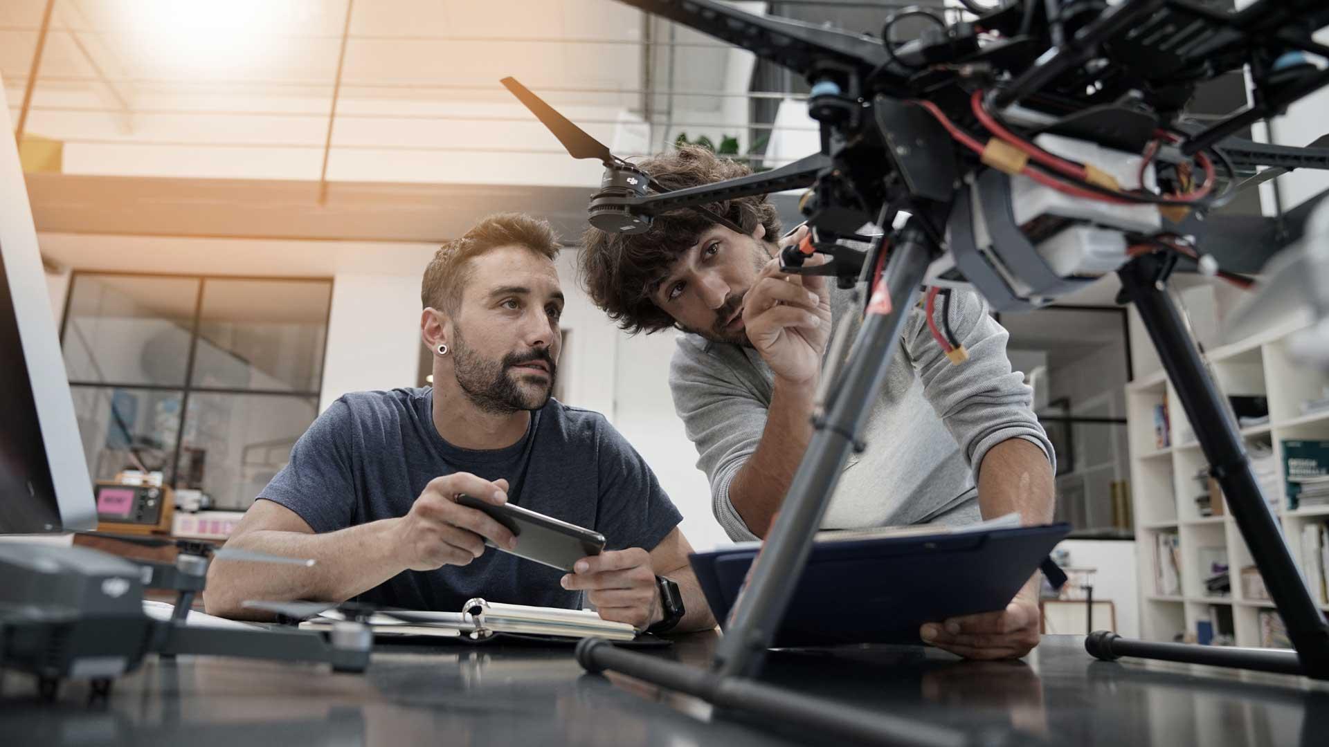 Curso Instructor / Examinador de Drones
