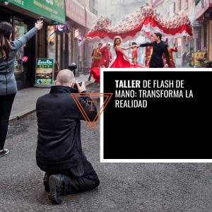 Taller de Flash de Mano: Transforma la realidad