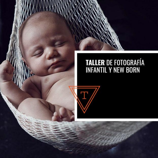 Taller de Fotografía Infantil y Newborn