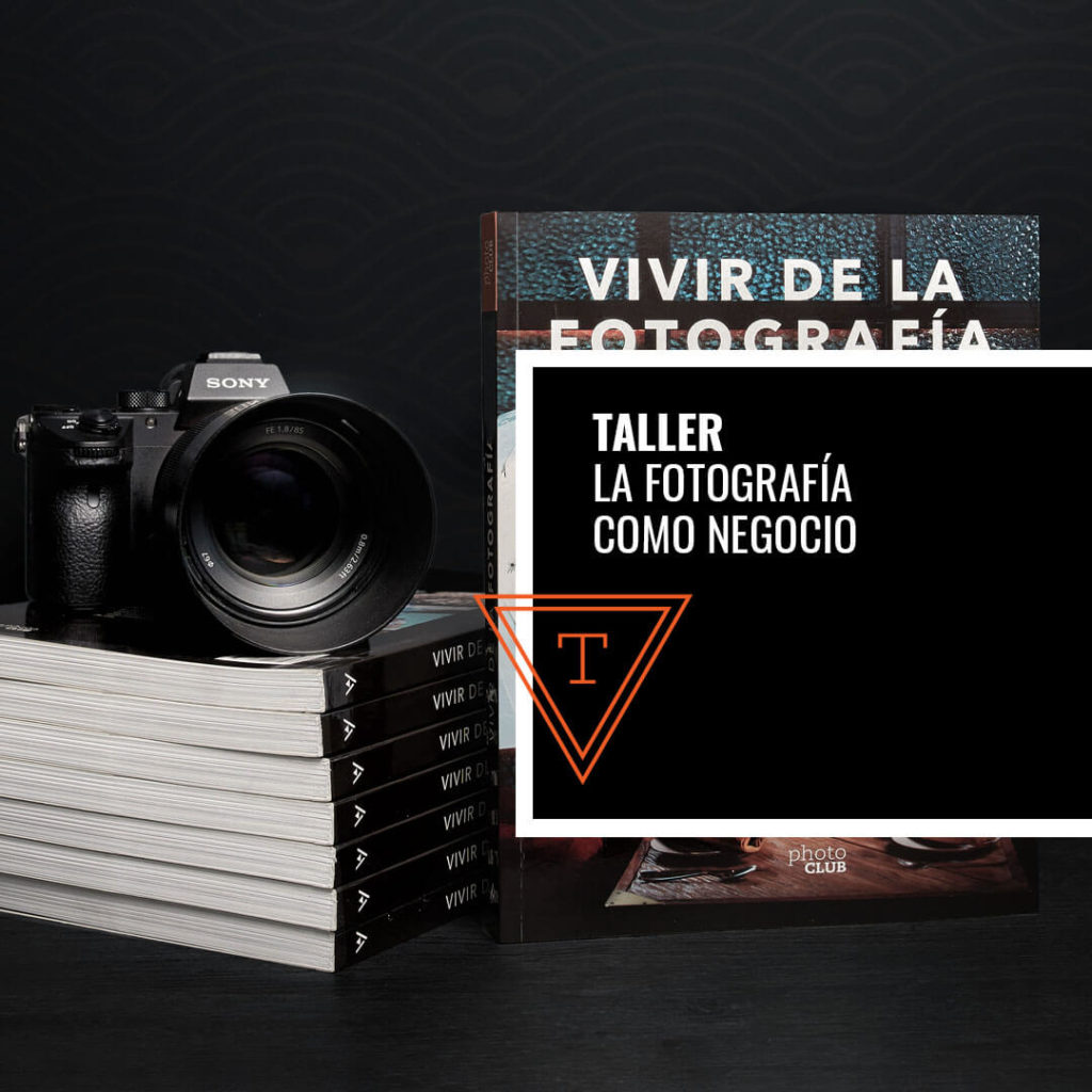Taller de Fotografía como Negocio