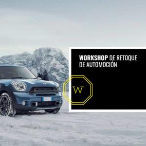 Workshop de Retoque de Automoción