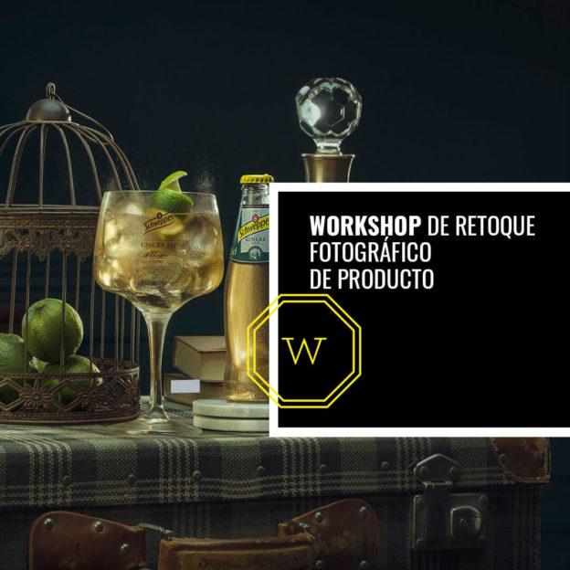 Workshop de Retoque fotográfico de producto
