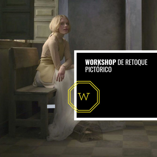 Workshop de Retoque pictórico.