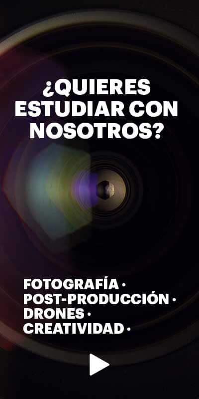 Estudiar fotografía