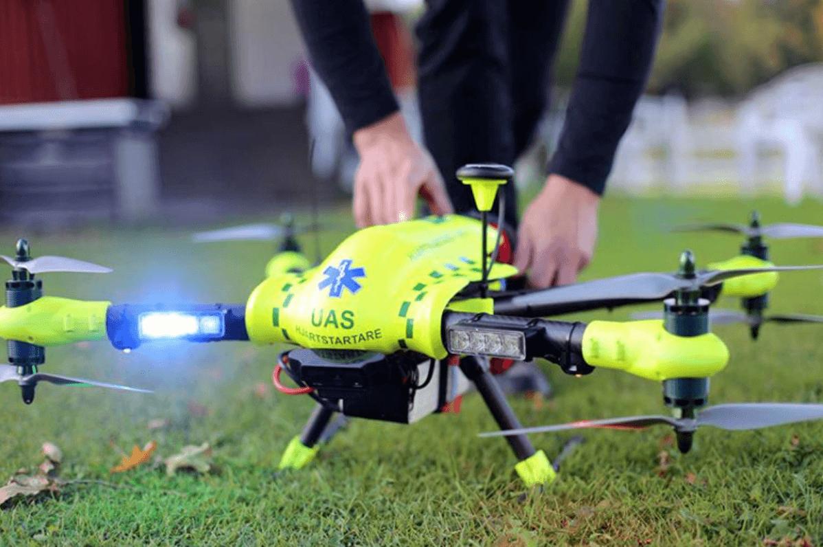 Drones y Emergencia