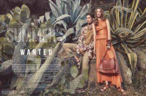 Campaña del estilista Abraham Gutiérrez