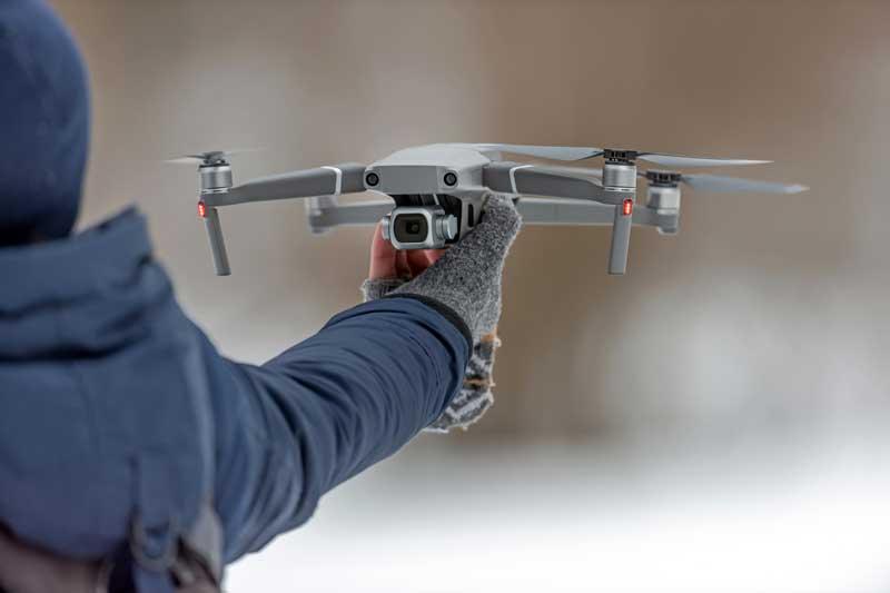 Licencia de Drones