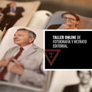 Taller Online de Fotografía y Retrato Editorial
