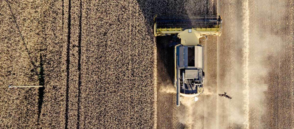 Drone Agrícola