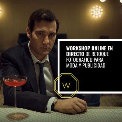 Workshop de Retoque fotográfico